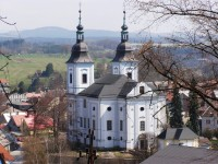 Žamberk - kostel sv. Václava