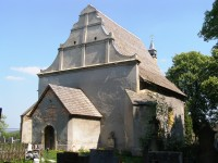 Lískovice - kostel sv. Mikuláše