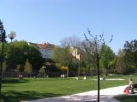 Hradec Králové - Žižkovy sady
