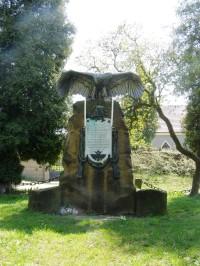 Václavice - pomníky bitvy r. 1866