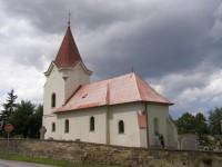 Staré Místo - kostel sv. Františka