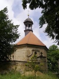 Kostelec (JC) - kostel Nanebevzetí Panny Marie