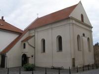 Jičín - synagoga