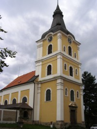Jičín - kostel Panny Marie ze Sale
