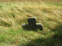 smírčí kříž u Doubravice