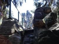 Prachovské skály - Hakenova vyhlídka