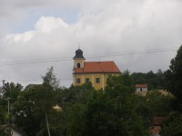 Chyjice - kostel sv. Šimona a Judy