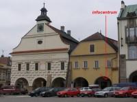 Dvůr Králové nad Labem - informační centrum