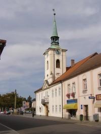 Kostelec nad Orlicí - Stará radnice