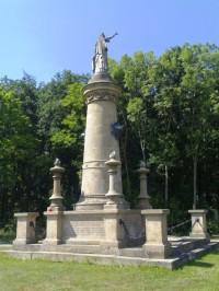 Hradec Králové - bojiště na Chlumu