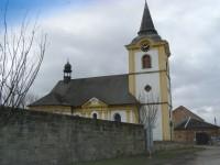Sobčice - kostel