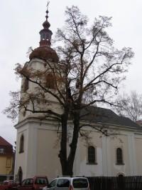 Dvůr Králové nad Labem - Kostel povýšení sv. Kříže