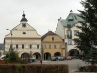 Dvůr Králové nad Labem - nám.T.G.Masaryka, soubor památek