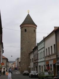 Dvůr Králové nad Labem - Šindelářská věž