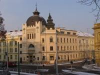 Hradec Králové - synagoga
