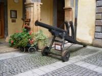 Jičín - Valdštejnský zámek, muzeum
