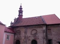 Broumov - špitální kostel sv. Ducha