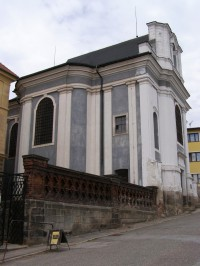 Broumov - kostel sv. Václava
