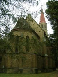Nový Bydžov - kostel sedmibolestné Panny Marie