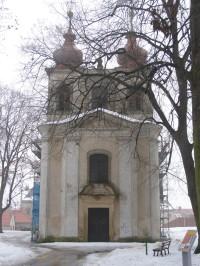 Nový Bydžov - kostel Nejsvětější Trojice