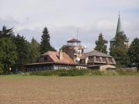Zvičina - Raisova chata