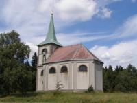Zvičina - kostel sv. Jana Nepomuckého