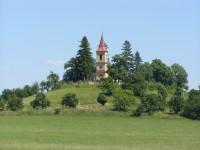 Byšičky - kostel sv. Petra a Pavla