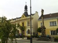 Rovensko pod Troskami - náměstí