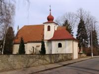 Nové Město nad Metují - kostel Všech Svatých