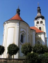 Hořice - kostel