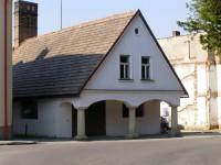Dobruška - stará kovárna