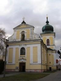 Holice v Čechách - kostel sv. martina