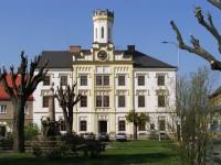 Česká Skalice - Husovo nám., radnice