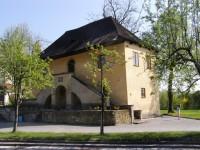 Česká Skalice - fara