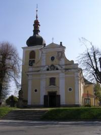 Česká Skalice - kostel Nanebevzetí Panny Marie