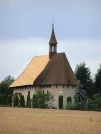 Kozojedy kostel sv. Václava