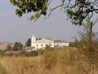Vysoké Veselí, kostel sv. Mikuláše Tolentinského