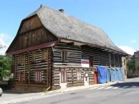 Úpice - Dřevěnka