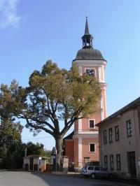 Makov - kostel sv. Víta