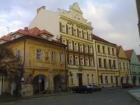 Hradec Králové - náměstí Jana Pavla II