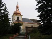 Běstovice - kostel Všech svatých
