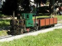 Hradec Králové - dětská železnice