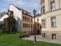 Hradec Králové - Kavčí plácek
