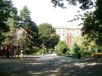 Hradec Králové - parčík Pohádka