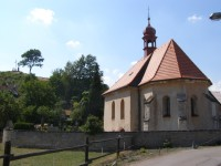 Brada - kostel sv. Bartoloměje