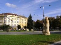 Hradec Králové - náměstí Svobody