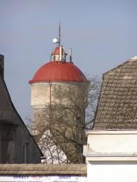 Týnec nad Labem - stará vodárna