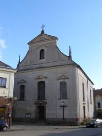 Lomnice nad Popelkou - kostel sv. Mikuláše z Bari