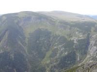 Obří důl a Studniční hora