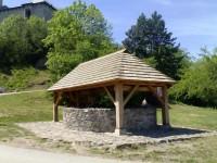 Kunětická hora - hradní studna